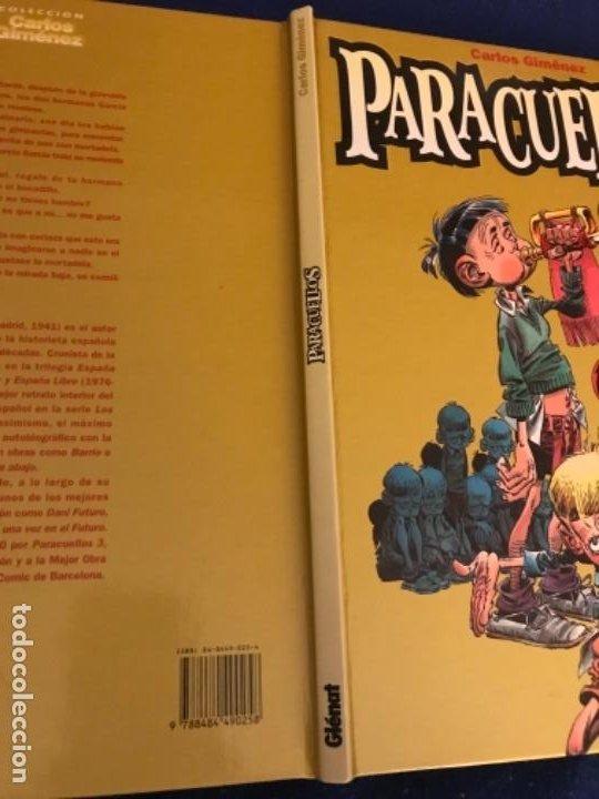 Cómics: PARACUELLOS TOMO 1 AUXILIO SOCIAL DE CARLOS GIMENEZ - GLENAT - Foto 11 - 193641366
