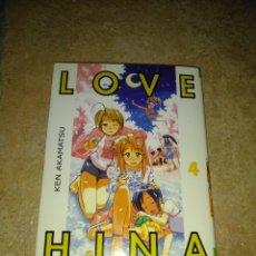 Cómics: LOVE HINA 4. Lote 193793833