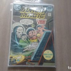 Cómics: BLACK MAGIC - DC -. Lote 194011837