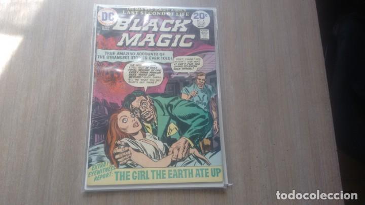 BLACK MAGIC - DC - (Tebeos y Comics - Glénat - Comic USA)