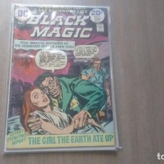 Cómics: BLACK MAGIC - DC -. Lote 194012056