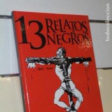 Cómics: 13 RELATOS NEGROS ABULI - GLENAT - OFERTA. Lote 194151678