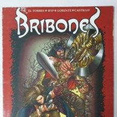 Cómics: BRIBONES - EL CORAZÓN DE UN DIOS (SULACO EDICIONES 2001) Nº UNICO . Lote 194179792
