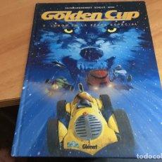 Cómics: GOLDEN CUP Nº 3. LOBOS EN LA ETAPA ESPECIAL. (GLENAT) (COIB59). Lote 194348630