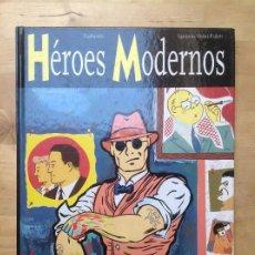 Cómics: HÉROES MODERNOS. Lote 194536016