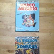 Cómics: AVENTURAS DE MARCO ANTONIO Y CLEOPATRA 1 Y 2. Lote 194536630