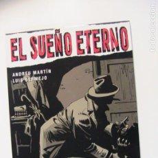 Cómics: EL SUEÑO ETERNO. GLENAT.. Lote 194767423