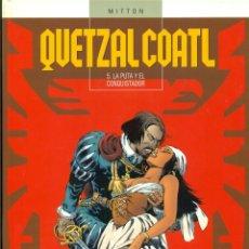 Cómics: QUETZALCOATL-5: LA PUTA Y EL CONQUISTADOR (GLÉNAT, 2003). Lote 194778540