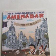 Cómics: MIS PROBLEMAS CON AMENÁBAR - JORDI COSTA Y DARÍO ADANTI - GLÉNAT, 2009 CX43. Lote 194878988