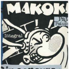 Cómics: MAKOKI - INTEGRAL - GLÉNAT 2002. NUEVO.. Lote 194958522