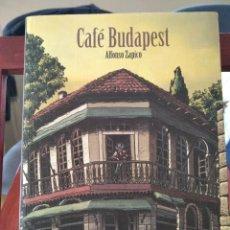 Cómics: CAFE BUDAPEST-ALFONSO ZAPICO-EDITORIAL ASTIBERRI-1ª EDICION JUNIO 2008. Lote 195089571
