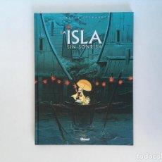 Cómics: LA ISLA SIN SONRISA DE ENRIQUE FERNÁNDEZ. GLENAT.. Lote 195108292