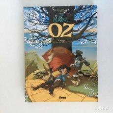 Cómics: EL MAGO DE OZ DE ENRIQUE FERNÁNDEZ Y DAVID CHAUVEL. GLENAT.. Lote 195109015