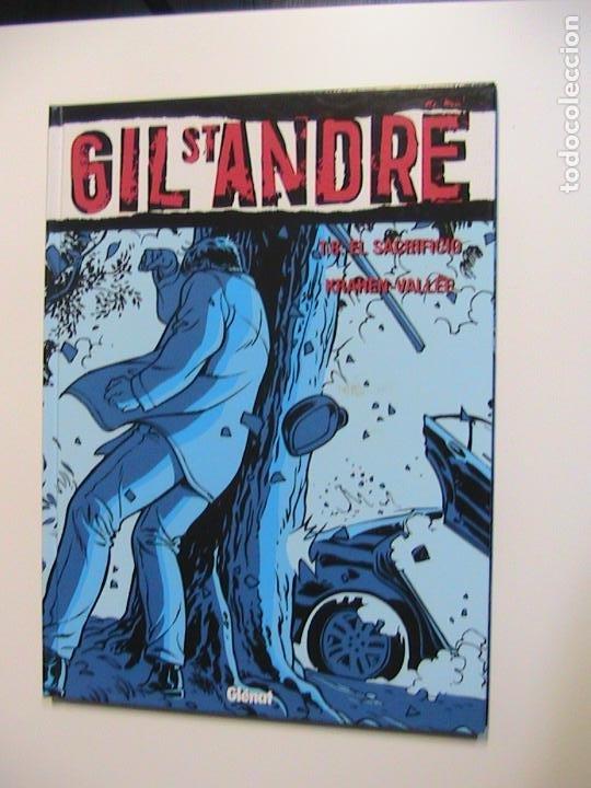GIL ST. ANDRE TOMO 8. EL SACRIFICIO. GLENAT, 2008. (Tebeos y Comics - Glénat - Comic USA)