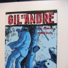 Comics : GIL ST. ANDRE TOMO 8. EL SACRIFICIO. GLENAT, 2008.. Lote 195167280