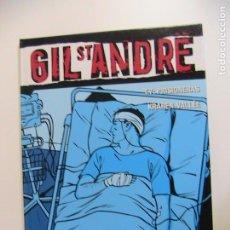 Cómics: GIL ST. ANDRE TOMO 7. PRISIONERAS. GLENAT, 2007.. Lote 195167348