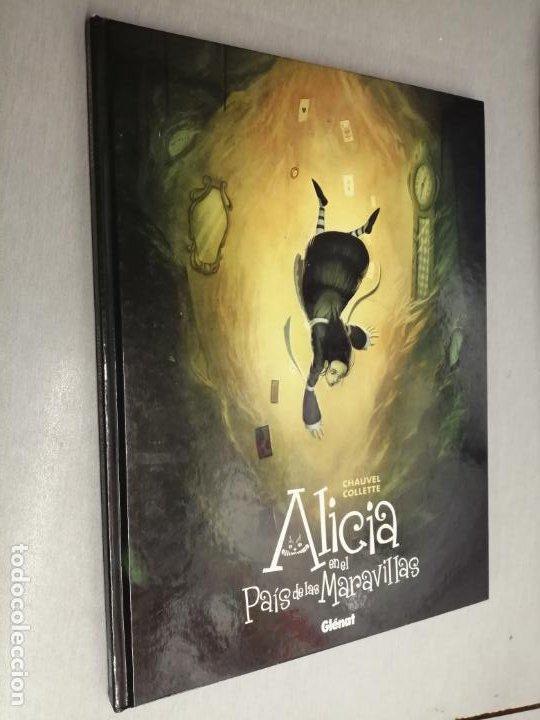 ALICIA EN EL PAÍS DE LAS MARAVILLAS / DAVID CHAUVEL - XAVIER COLLETE / GLÉNAT 2010 (Tebeos y Comics - Glénat - Comic USA)