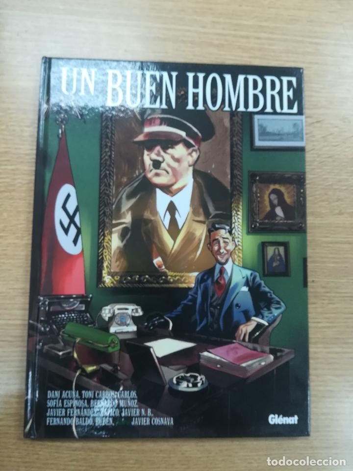 UN BUEN HOMBRE (Tebeos y Comics - Glénat - Comic USA)