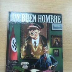 Cómics: UN BUEN HOMBRE. Lote 195231602