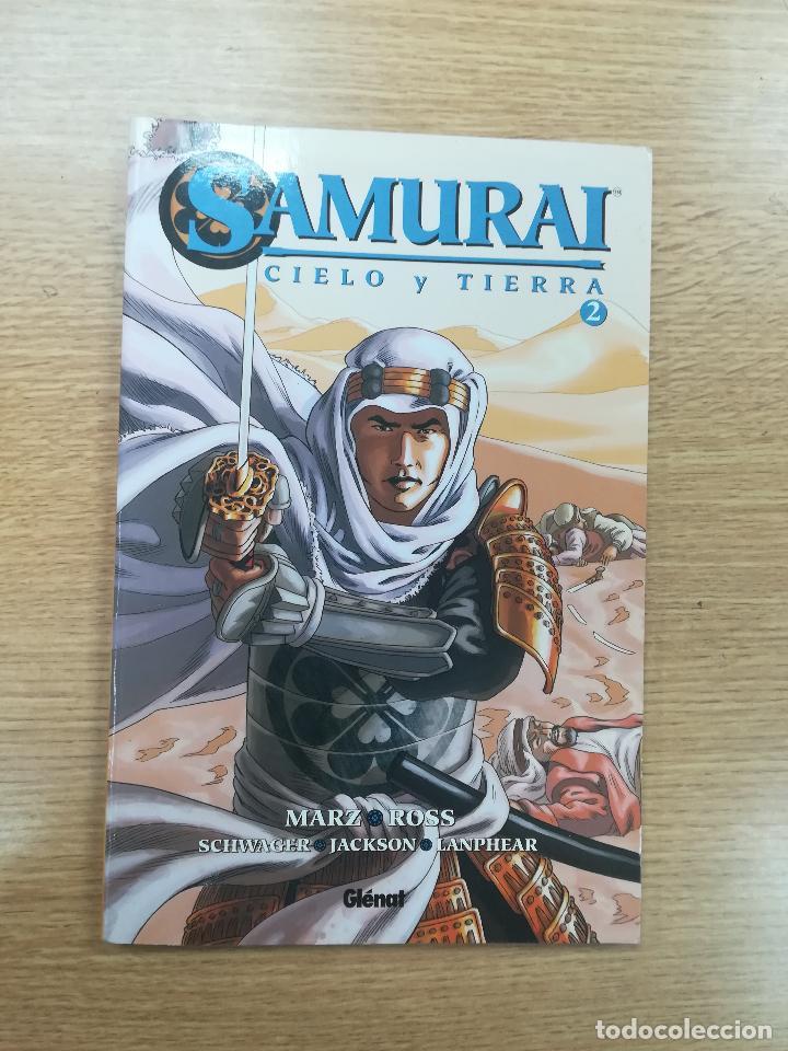 SAMURAI CIELO Y TIERRA #2 (Tebeos y Comics - Glénat - Comic USA)