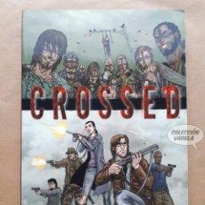 Cómics: CROSSED - GARTH ENNIS Y JACEN BURROWS - RÚSTICA - GLENAT - JMV. Lote 195284961