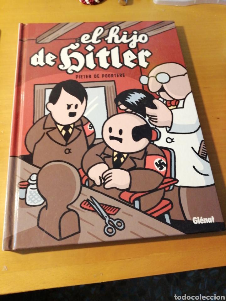 EL HIJO DE HITLER (Tebeos y Comics - Glénat - Comic USA)