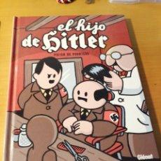Cómics: EL HIJO DE HITLER. Lote 195291212