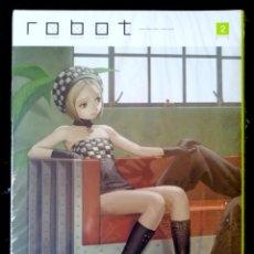 Cómics: ROBOT Nº 2 - GLENAT 2010 - 168 PAGINAS ''MUY BUEN ESTADO''. Lote 196491273