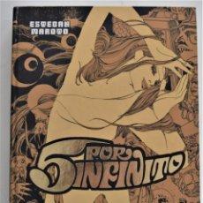 Fumetti: 5 POR INFINITO - ESTEBAN MAROTO - EDICIÓN INTEGRAL - 528 PÁGINAS - MUY BUEN ESTADO - GLÉNAT. Lote 196654680