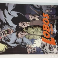 Cómics: LOBOS DE ARGA (MAN / MIGOYA / RUBÉN / RINCÓN). Lote 196669653