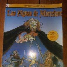 Cómics: LAS AGUAS DE MORTELUNE - ADAM & COTHIAS - OBRA COMPLETA GELANT 1994. Lote 196751213