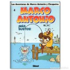 Cómics: LAS AVENTURAS DE MARCO ANTONIO Y CLEOPATRA Nº 4LAS AVENTURAS DE MARCO ANTONIO Y CLEOPATRA Nº 4 ¡MAS. Lote 248654735