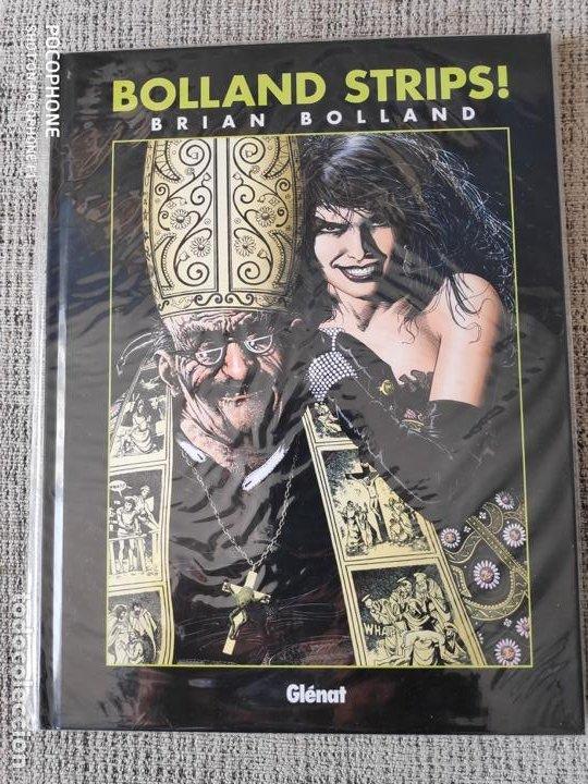 BOLLAND STRIPS¡ BRIAN BOLLAND EDICIONES GLENAT (Tebeos y Comics - Glénat - Comic USA)