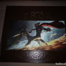 Cómics: ART OF MARVEL STUDIOS TOMO THOR: THE MOVIE 2011. Lote 197348212