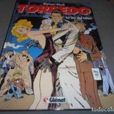 Fumetti: TAPA DURA TORPEDO - LA LEY DEL TALON. Lote 198133133