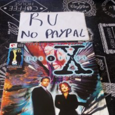 Cómics: THE X FILES 6 GLENAT EXPEDIENTE X COMIC. Lote 198188588