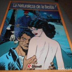 Fumetti: LA NATURALEZA DE LA BESTIA - AB IRATO - TAPA DURA. Lote 198220901