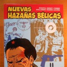Cómics: NUEVAS HAZAÑAS BELICAS - DOS AGUILAS DE UN TIRO - SERIE ROJA - GLENAT - TAPA DURA (IQ). Lote 198286123