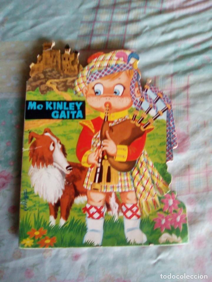 MC KINLEY GAITA 1969 (Tebeos y Comics - Glénat - Autores Españoles)