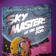 Cómics: SKY MASTERS JACK KIRBY - WALLY WOOD. Lote 198466196