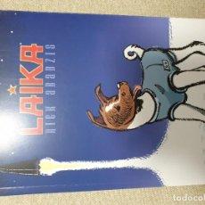 Cómics: LAIKA, DE NICK ABADZIS - PREMIO EISNER 2008. Lote 198503082
