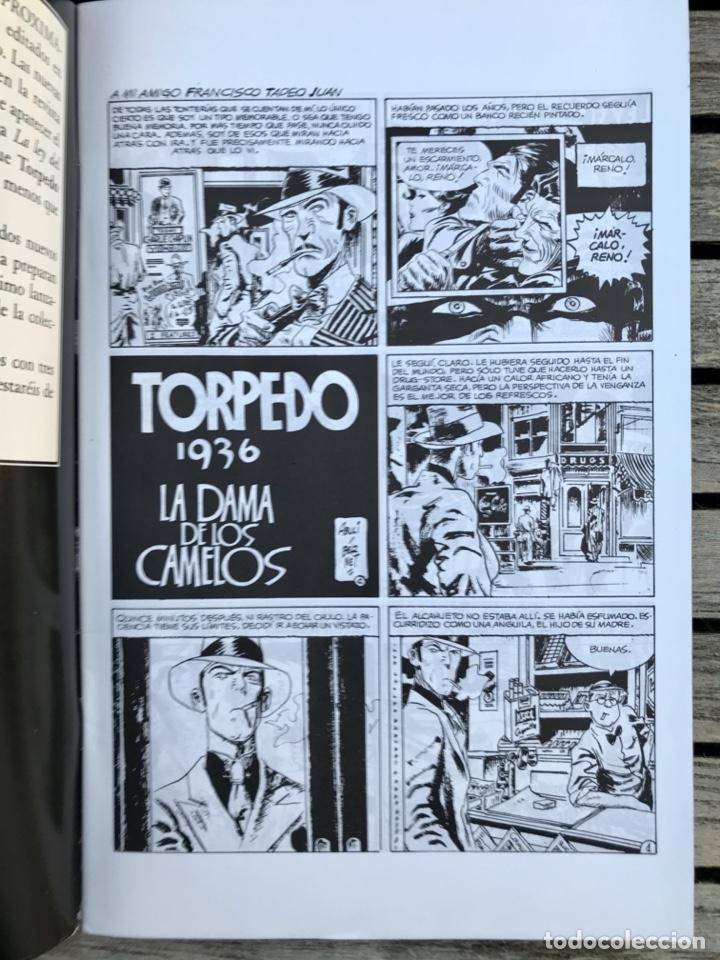 Cómics: TORPEDO Nº 7 (DE 30). AUTORES, JORDI BERNET Y ABULÍ. ED. GLENAT, AÑO 1994 . - Foto 2 - 184843680