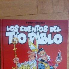 Cómics: CARLOS GIMENEZ: LOS CUENTOS DEL TIO PABLO. Lote 199514143