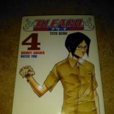 Cómics: BLEACH 4. Lote 199663236