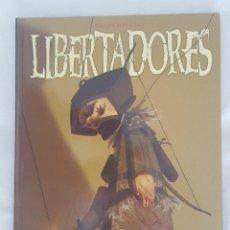 Cómics: COMIC / LIBERTADORES / ENRIQUE FERNANDEZ / EDITORIAL GLENAT 2004. Lote 200017132