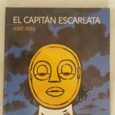 Cómics: COMIC / EL CAPITAN ESCARLATA / GUIBERT Y DAVID B. / GLENAT 2000. Lote 200018141