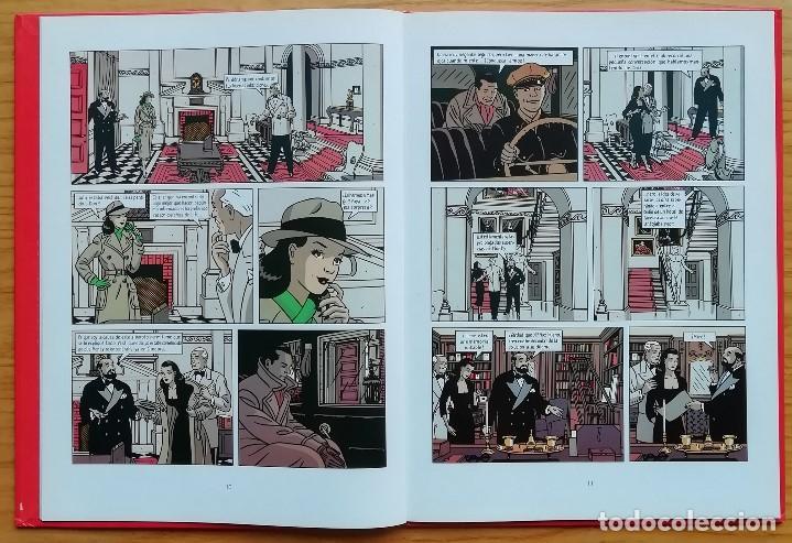 Cómics: NO HAY DOS SIN TRES. Floc´h y Fromental. Gran formato y tapa dura. Policoloreado. Ed. Glénat 1994. - Foto 2 - 200360368