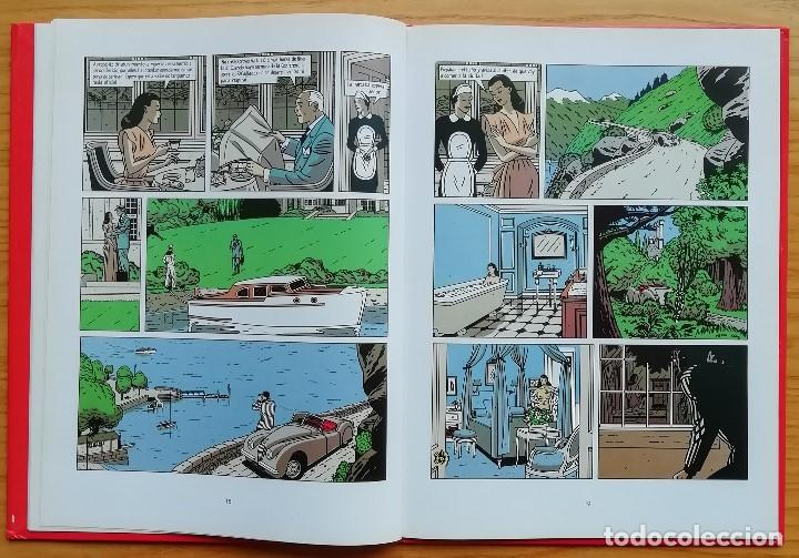 Cómics: NO HAY DOS SIN TRES. Floc´h y Fromental. Gran formato y tapa dura. Policoloreado. Ed. Glénat 1994. - Foto 3 - 200360368