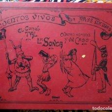 Cómics: APELES MESTRES . CUENTOS VIVOS. Lote 200659128