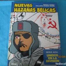 Cómics: NUEVAS HAZAÑAS BELICAS SERIE AZUL. Lote 201473242